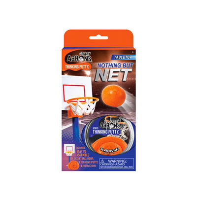 Crazy Aarons Nothing But Net Thinking Putty