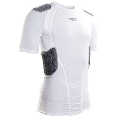 Schutt Sports Protech Adult Shirt 5 Pad