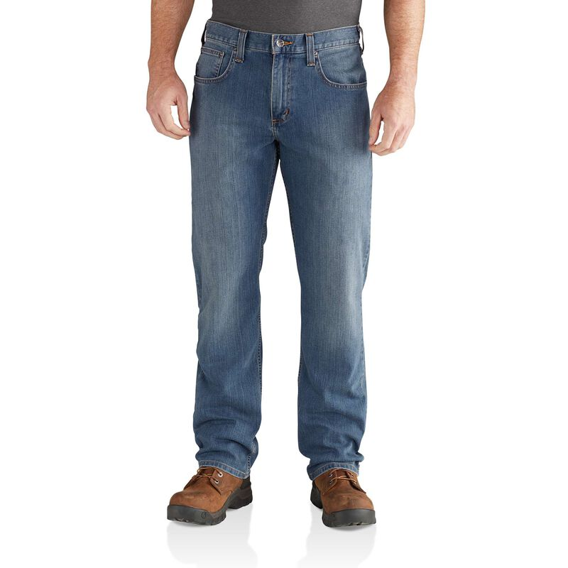 Men's Rugged Flex Relaxed Jeans, , large image number 0