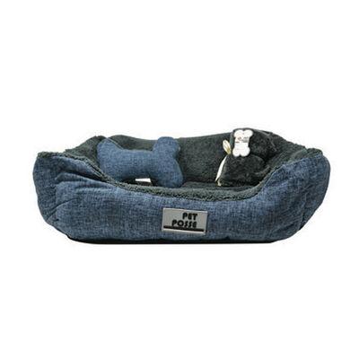 Pet Posse 3 Piece Dog Bed Set