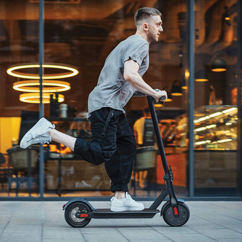 H858 Folding Electric Scooter, , large image number 2