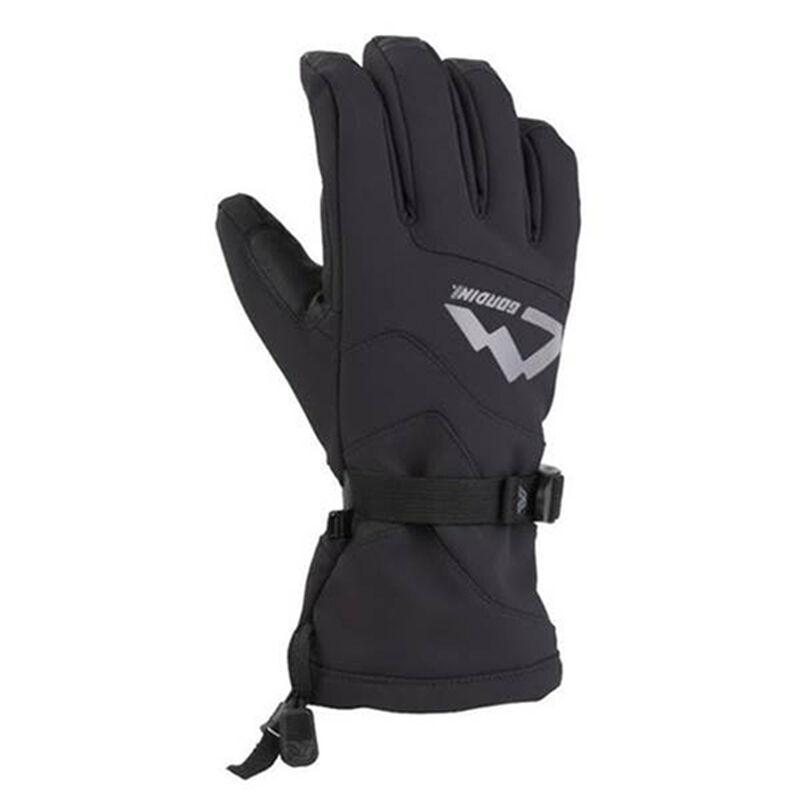 Men's Fall Line IV Gloves, Black, large image number 0