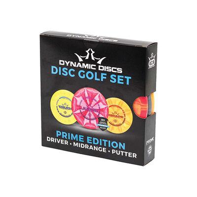 Dynamic Discs Prime Starter Disc Golf Set