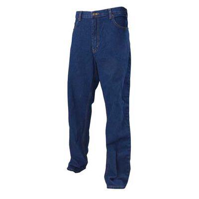 Full Blue Men's 5 Pocket Jeans
