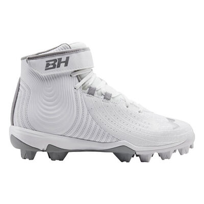 Under Armour Men's Harper 4 Mid Rubber Molded Baseball Cleats
