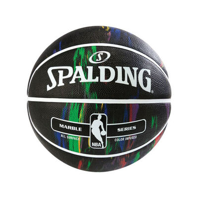 Spalding Official Marble Series Basketball