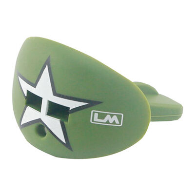 Loud Mouth Green Star Mouthguard