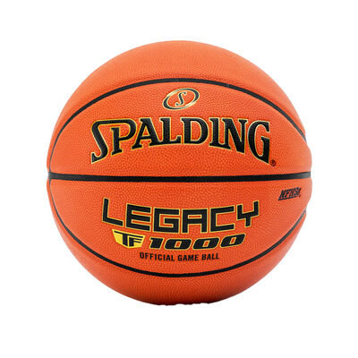 Spalding Official TF-1000 Indoor Game Basketball