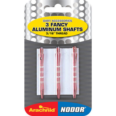 Dmi Sports Nodor Aluminum Fancy Shafts - 3-Pack