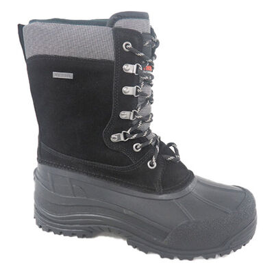 Itasca Men's Leather Pac Boots