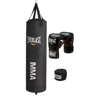 Everlast 70 lb. MMA Heavy Bag Kit