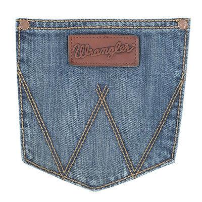 Men's Retro Slim Fit Straight Leg Jeans, , large