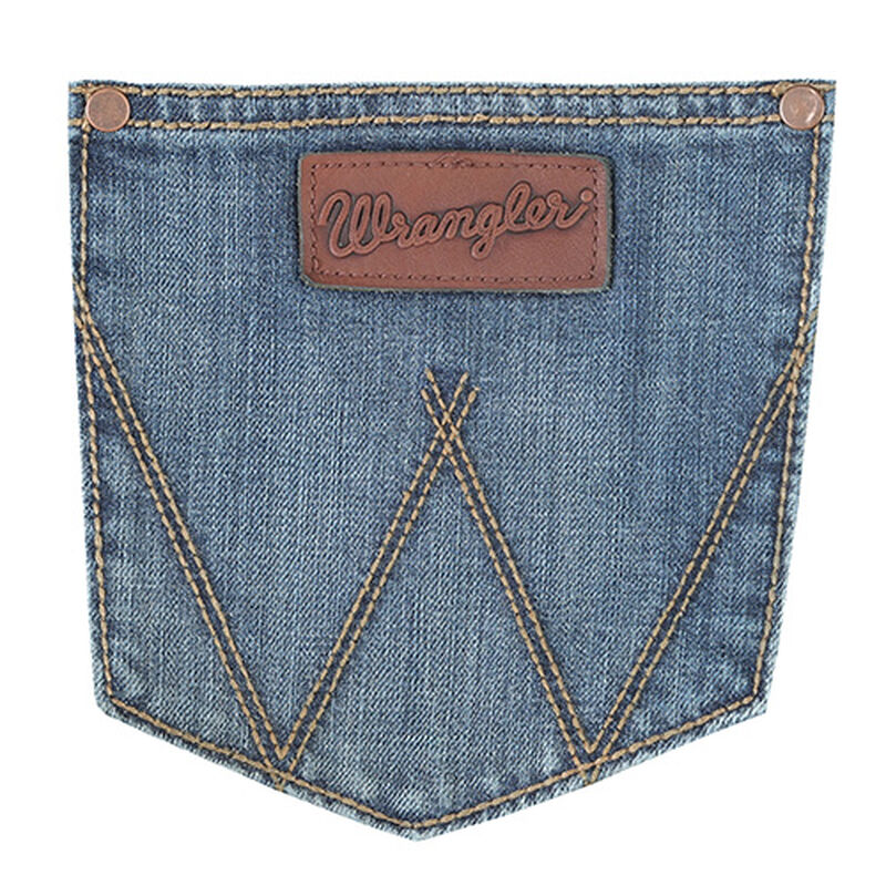 Men's Retro Slim Fit Straight Leg Jeans, , large image number 1