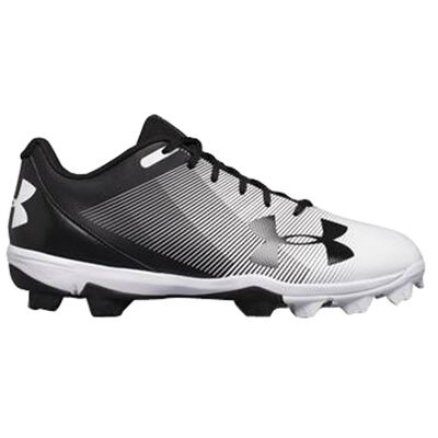 Under Armour Youth Leadoff Low Rubber Molded Baseball Cleats