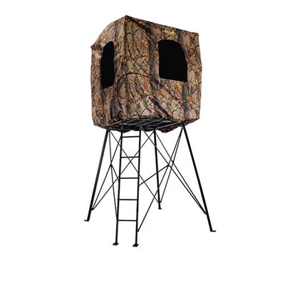 Muddy 12' Quad Pod Deluxe with Blind Kit and Chairs