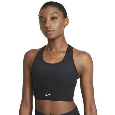 Nike Women's Swoosh Long Line Bra