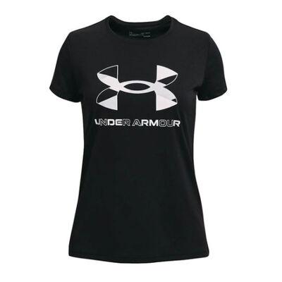 Under Armour Girls' Short Sleeve Graphic Tee