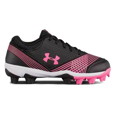 Under Armour Youth Glyde Rubber Molded Softball Cleats
