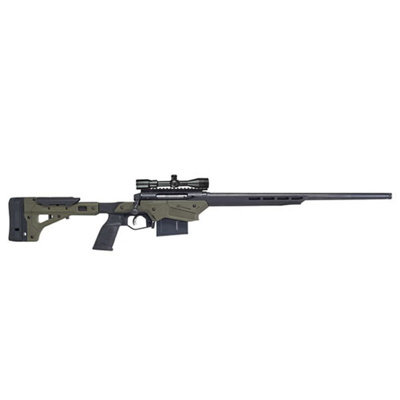 Axis II 6.5 Creedmoor Precision Bolt Action Rifle Package, , large image number 0