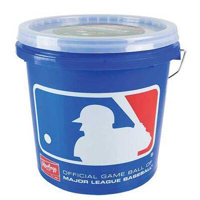 Rawlings 2 Dozen 12U Balls With Bucket