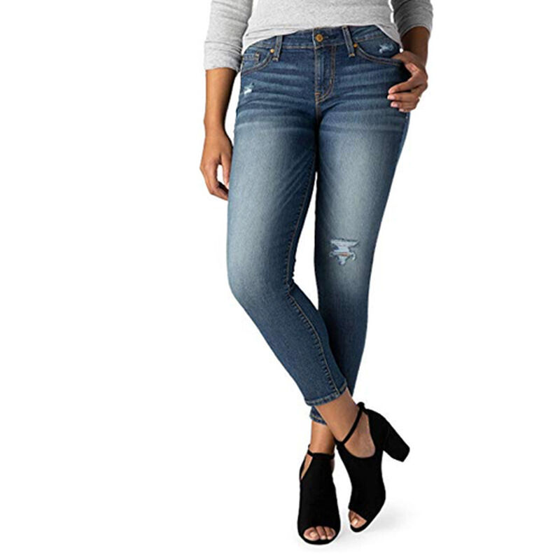 Women's Gold Label Straight, Skinny or Slim Fit Jeans, , large image number 0