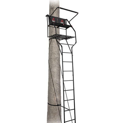Primal Vantage 18' Double Vantage 2-Man Ladder