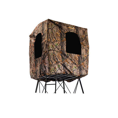 Muddy 7' Roost Quad Pod with Blind Kit
