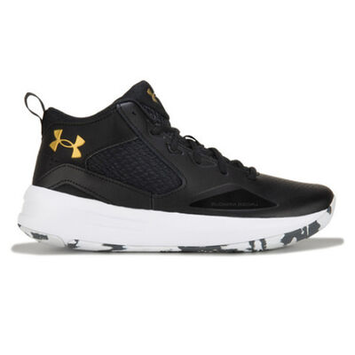 Under Armour Men's 5 Lockdown Basketball Shoes