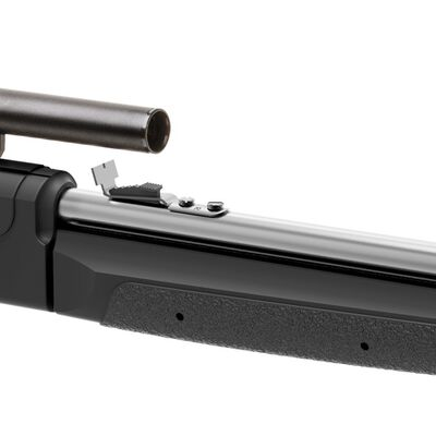 AirMaster 77 Pump 177 Caliber Pellet and BB Air Rifle with Scope, , large
