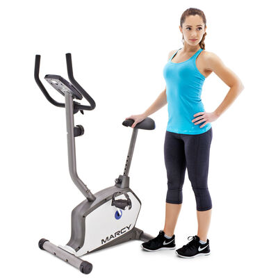 Marcy Upright Magnetic Cycle Bike