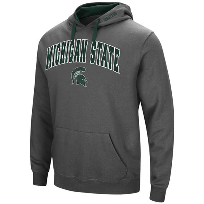 Men's Michigan State Tackle Twill Hoodie, , large image number 0