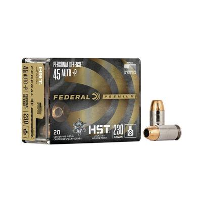 Federal .45 ACP +P 230GR Ammunition