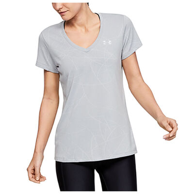 Under Armour Women's Tech Defense Jacquard Short Sleeve Tee