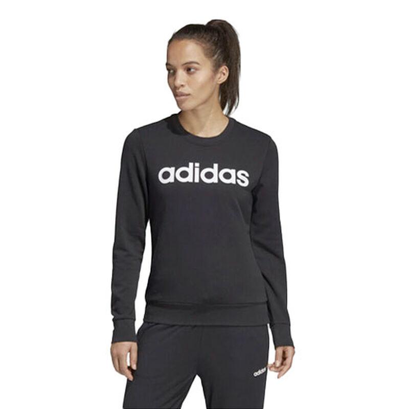 Women's Essentials Linear Training Sweatshirt, , large image number 0