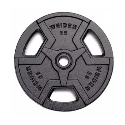 """Weider 25LB 1"""" Weight Plate"""