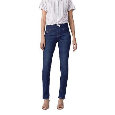 Women's Sculpting Fit Slim Leg Pull On Jean, , large