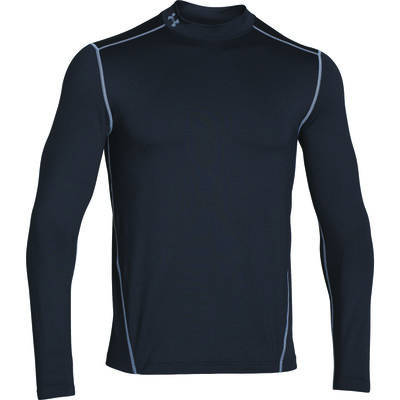Under Armour Men's ColdGear EVO Fitted Mock Long Sleeve Shirt
