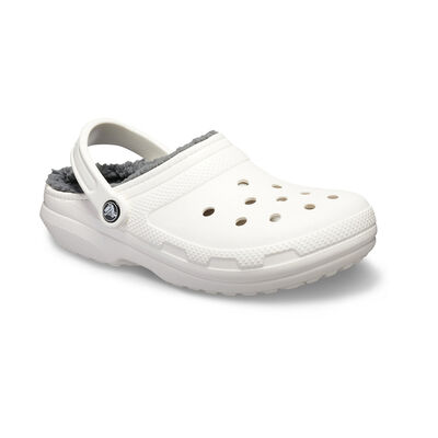 Crocs Youth Classic Lined Clogs