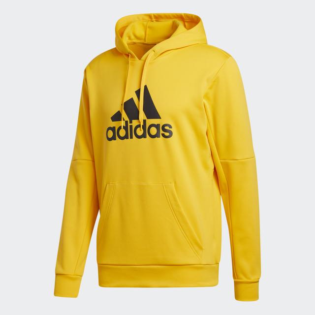 Men's Tech Fleece Hoodie, Gold, Yellow, swatch