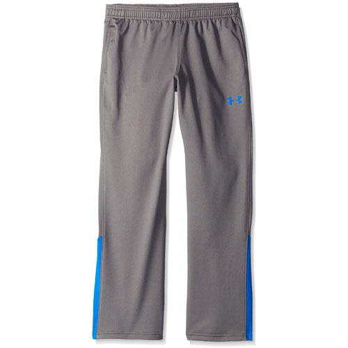 Boy's Brawler 2.0 Pant, Heather Gray, swatch