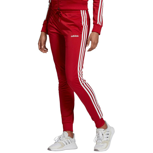 Women's Essentials Tricot Joggers, Dk Red,Wine,Ruby,Burgandy, swatch
