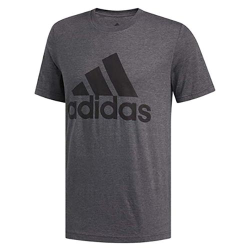 Men's Short Sleeve Badge of Sport Classic T-Shirt, Charcoal,Smoke,Steel, swatch