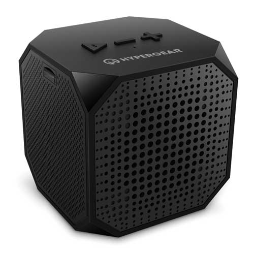 Sound Cube Wireless Speaker, Black, swatch