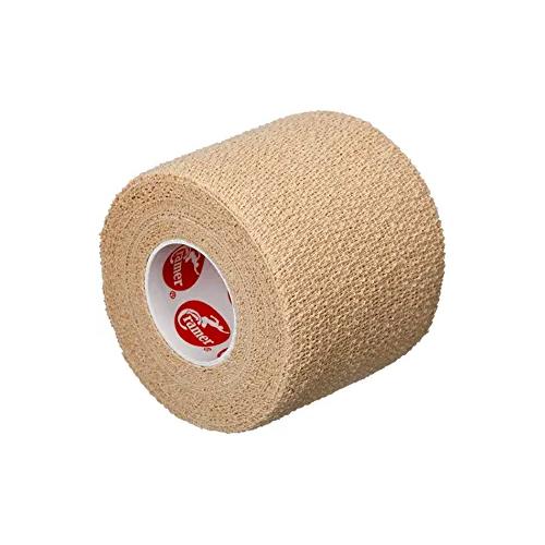 Self-Stick Stretch Athletic Tape, Tan,Beige,Fawn,Khaki, swatch