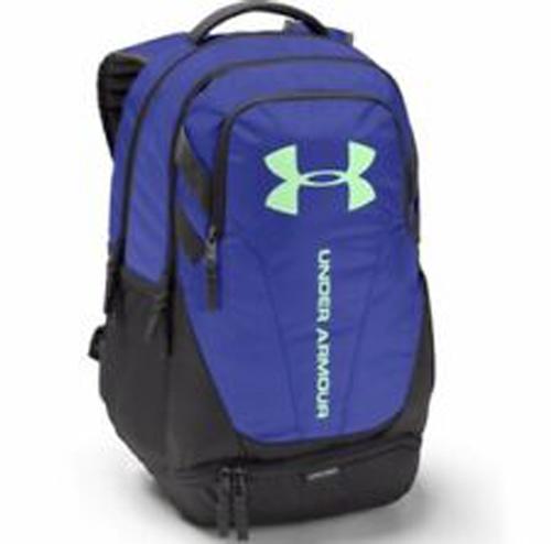 Hustle 3.0 Backpack, Purple/Green, swatch