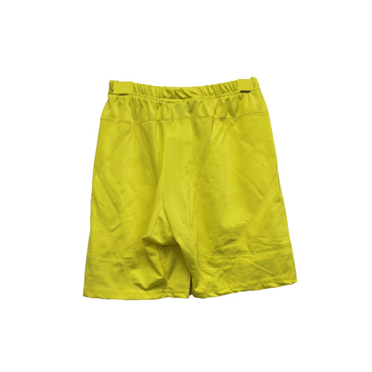 Women's Slugger Low Rise Slider Short, Gold, Yellow, swatch