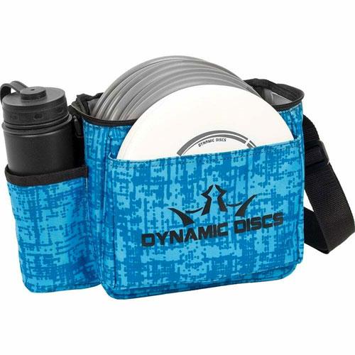 Cadet Starter Disc Golf Bag, Blue/Black, swatch