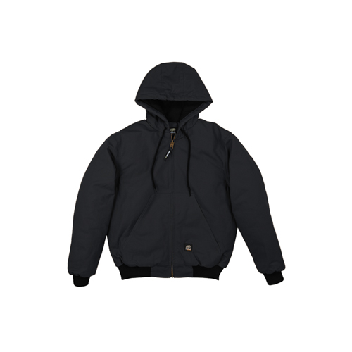 Original Hooded Jacket, Black, swatch