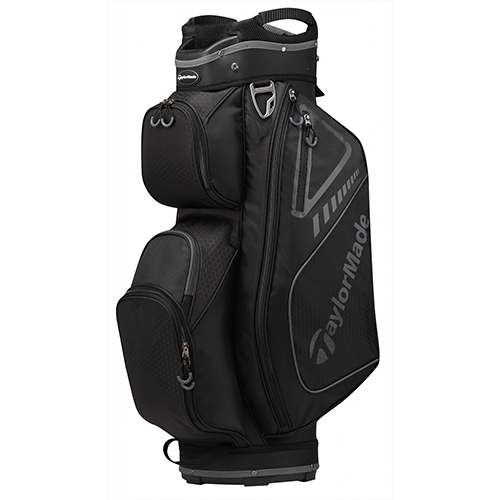2019 Cart Bag, Black, swatch
