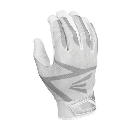 Youth Z3 Hyperskin Batting Gloves, White, swatch